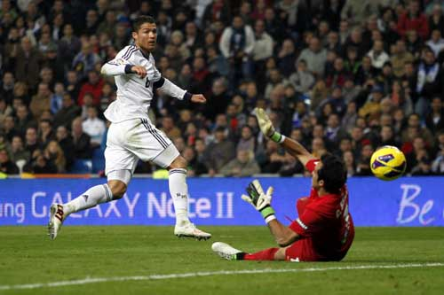 Real: Chiến thắng của CR7 - 1