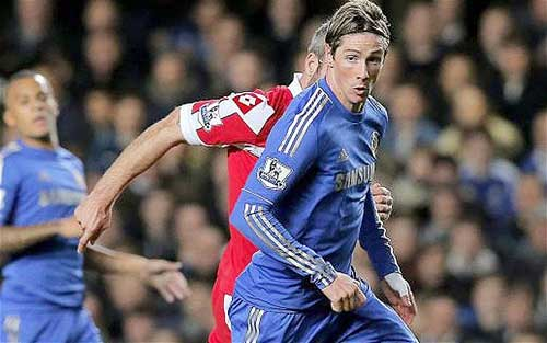 Stoke – Chelsea: Hãy loại bỏ Torres - 1