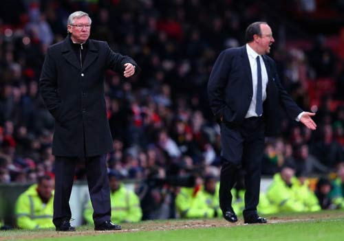 HOT: Sir Alex bắt tay Rafael Benitez - 3