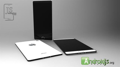 iPhone 6 Concept mang hơi hướng Android - 1