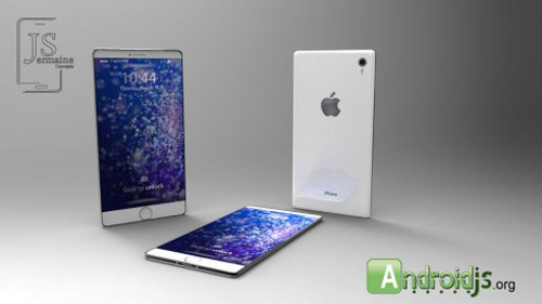 iPhone 6 Concept mang hơi hướng Android - 2