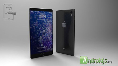 iPhone 6 Concept mang hơi hướng Android - 5
