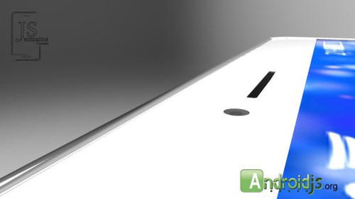 iPhone 6 Concept mang hơi hướng Android - 6