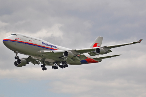 Malaysia Airlines từ bỏ mã bay MH370 - 1