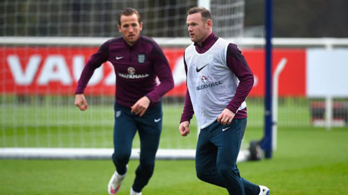 Anh – Lithuania: Song kiếm Rooney – Harry Kane - 1
