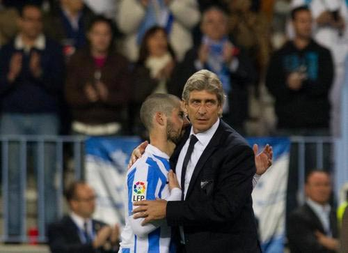 Man City sốt sắng muốn có Isco - 1