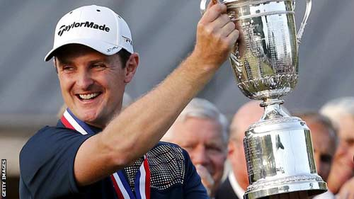 Golf – Justin Rose vô địch U.S.Open 2013 - 1