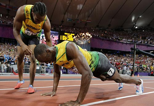 Usain Bolt bỏ giải Rome, nguy cơ lỡ Commonwealth Games - 2