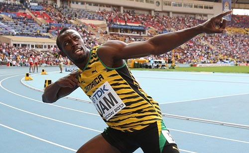 Usain Bolt bỏ giải Rome, nguy cơ lỡ Commonwealth Games - 1