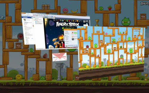 Thay giao diện Angry Birds cho Windows - 1