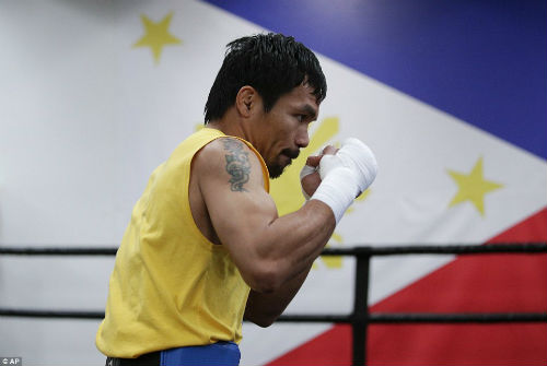 Pacquiao không muốn hạ knock-out Mayweather - 8