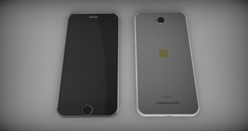 Ngắm concept lung linh của iPhone 7 - 2