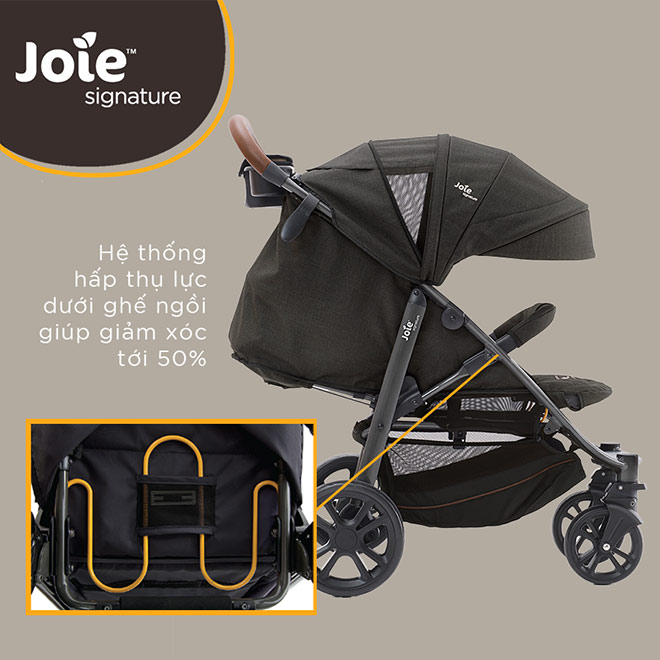 Joie Baby ra mắt series sản phẩm mới – Joie Signature - 5