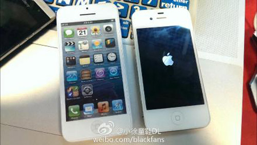 iPhone 5S, iPhone 5C tiếp tục xuất hiện - 9