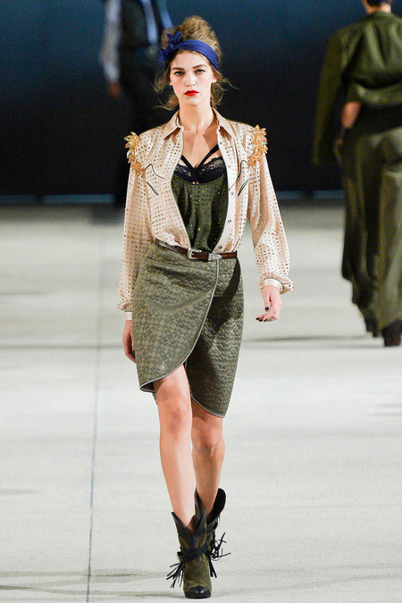 Khoe nội y thanh lịch như Alexis Mabille - 11