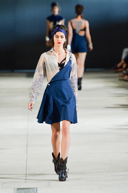 Khoe nội y thanh lịch như Alexis Mabille - 12