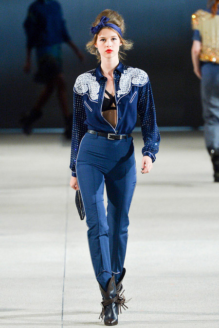 Khoe nội y thanh lịch như Alexis Mabille - 14