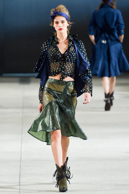 Khoe nội y thanh lịch như Alexis Mabille - 15