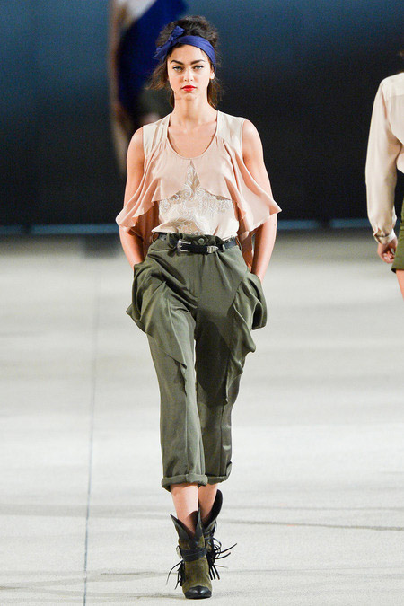Khoe nội y thanh lịch như Alexis Mabille - 7