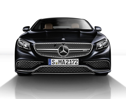 Mercedes-Benz S65 AMG Coupe công bố giá - 1