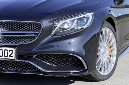 Mercedes-Benz S65 AMG Coupe công bố giá - 12