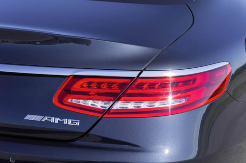 Mercedes-Benz S65 AMG Coupe công bố giá - 13
