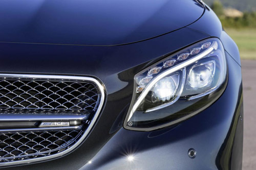 Mercedes-Benz S65 AMG Coupe công bố giá - 14