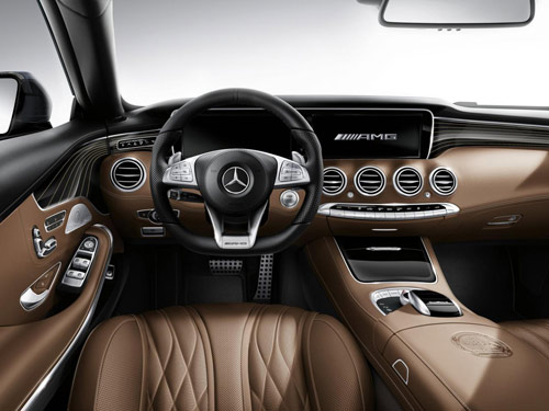 Mercedes-Benz S65 AMG Coupe công bố giá - 15