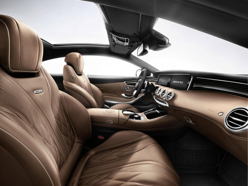 Mercedes-Benz S65 AMG Coupe công bố giá - 16