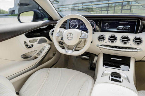 Mercedes-Benz S65 AMG Coupe công bố giá - 17