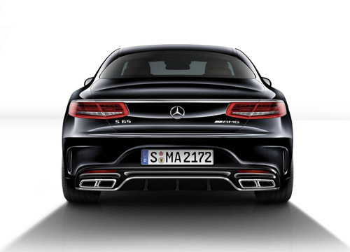 Mercedes-Benz S65 AMG Coupe công bố giá - 4