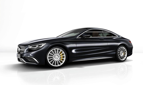 Mercedes-Benz S65 AMG Coupe công bố giá - 6