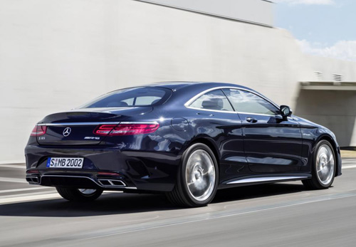 Mercedes-Benz S65 AMG Coupe công bố giá - 7