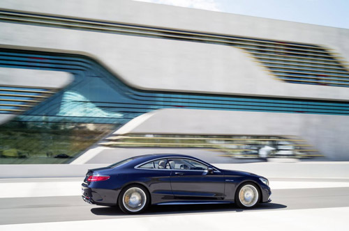 Mercedes-Benz S65 AMG Coupe công bố giá - 8