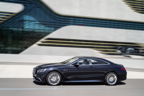 Mercedes-Benz S65 AMG Coupe công bố giá - 9