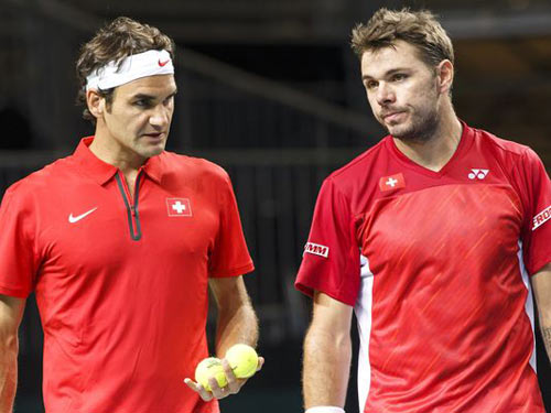 Tuột US Open, Federer quyết chinh phục Davis Cup