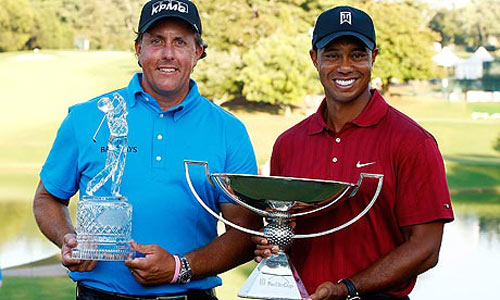 McIlroy: Tiger Woods & Mickelson sắp hết thời - 1