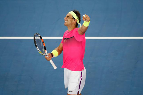 US Open: Chờ Nadal... gây sốc - 2