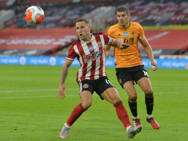 "- Video highlight trận Sheffield United - Wolves: ""Ác mộng"" bù giờ, gay cấn đua top 4"