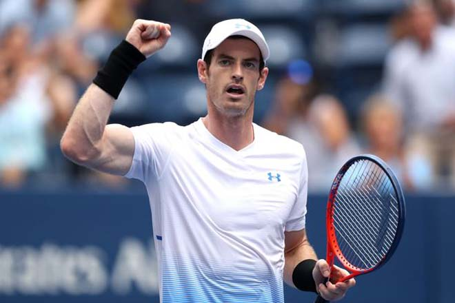Tin thể thao HOT 6/8: Andy Murray bất chấp nguy hiểm, quyết dự US Open - 1