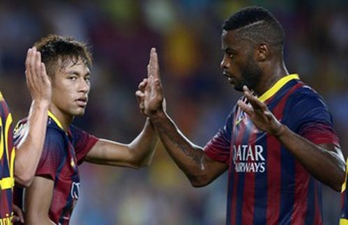 Alex Song muốn trở lại Arsenal - 1