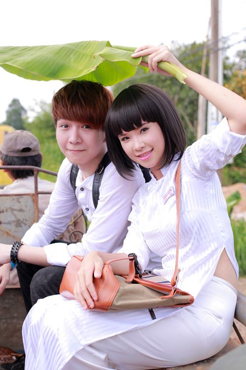 hinh anh kevin trong clip gui cho anh