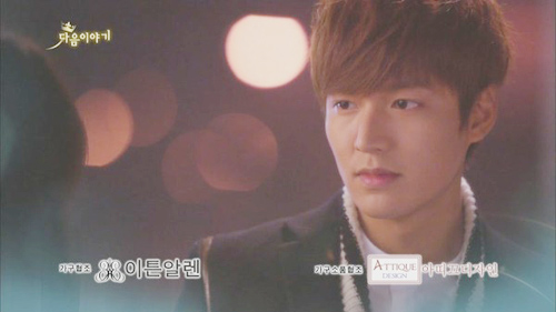Preview The Heirs: Lee Min Ho bị bắt giữ - 2