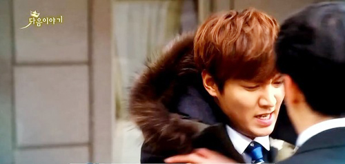 Preview The Heirs: Lee Min Ho bị bắt giữ - 3