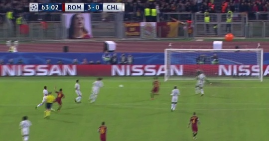 """Chi tiết AS Roma - Chelsea: Tan nát """"The Blues"""" (KT) - 9"""