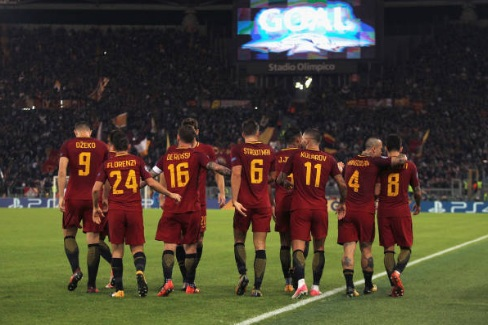 """Chi tiết AS Roma - Chelsea: Tan nát """"The Blues"""" (KT) - 10"""