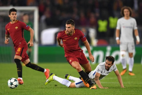 """Chi tiết AS Roma - Chelsea: Tan nát """"The Blues"""" (KT) - 8"""