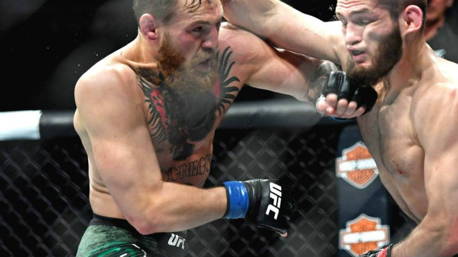 Tin thể thao HOT 9/10: Conor Mcgregor rớt hạng sau thất bại - 2